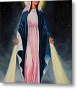 Our Lady Of Grace II Metal Print