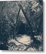 Our Paths Will Cross Again Metal Print