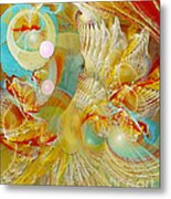 Our Souls Expand Metal Print by Gayle Odsather