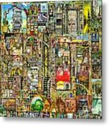 Our Town Metal Print