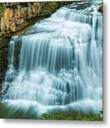 Ousel Falls From Lookout Metal Print