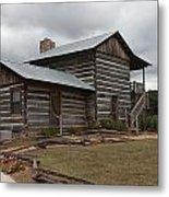 Cavender Creek Vineyards Cabin Metal Print