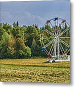 Out In Orangeville Metal Print