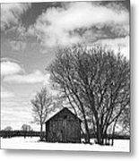 Out In The Sticks Metal Print