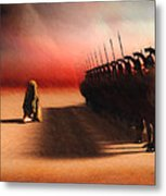 Out Of Egypt Metal Print