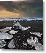 Out Of Place Metal Print