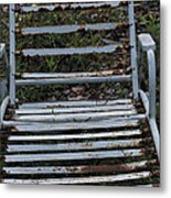 Out Of Service Metal Print