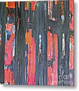 Out Of Sight No.6 Metal Print