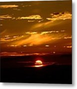 Out Of The Earth's Core Metal Print