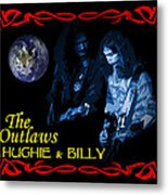 Out Of This World Music Metal Print
