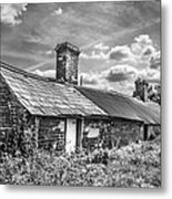 Outbuildings. Metal Print