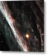 Outer Space Three One Six Metal Print