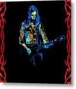 Outlaw Billy Jones Has Been Framed Metal Print