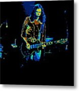 Outlaws #12 Art Psychedelic 2 Metal Print