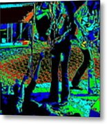 Outlaws #16 Art Psychedelic Metal Print
