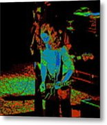Outlaws #27 Art Psychedelic Metal Print