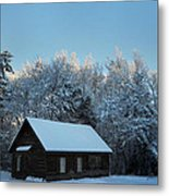 Outpost Metal Print
