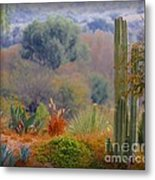 Outside Of Town Metal Print