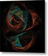 Over And Above Metal Print