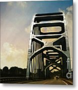 Over Troubled Water Metal Print