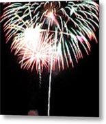 4th Of July Fireworks 4 Metal Print