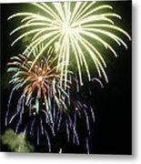 4th Of July Fireworks 5 Metal Print