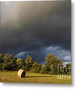 Overcast - Before Rain Metal Print