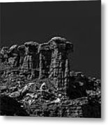 Overlook Metal Print