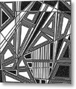 Overmind Metal Print