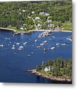 Owls Head, Maine Me Metal Print