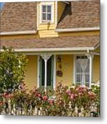 Oysterville Home 8 Metal Print