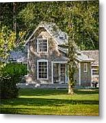Oysterville House 7 Metal Print