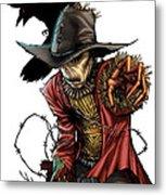 Oz 02d Metal Print by Zenescope Entertainment