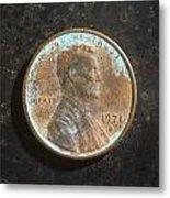 P1971 A H Metal Print