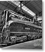Pa Diesel Electric 4935 Metal Print