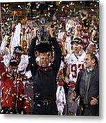 Pac 12 Championship - Stanford V Metal Print