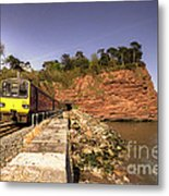 Pacer At Parson's Tunnel Metal Print