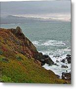 Pacific Coast Colors Metal Print