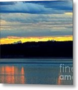 Pacific Northwest Morning Metal Print