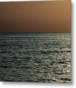Pacific Ocean Metal Print