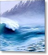 Pacific Power  Metal Print by Michael Swanson