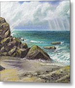 Pacific Splendor Metal Print