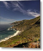 Pacific View  Metal Print