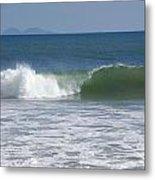 Pacific Wave Metal Print