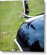 Packard Hood Ornament 1 Metal Print