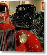 Packards Metal Print