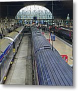 Paddington Station Metal Print