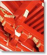 Pagoda 1225 Metal Print