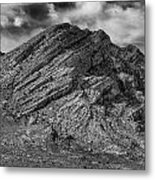 Pahranagat Mountains Metal Print