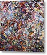 Paint Number 42 Metal Print